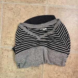 maurices mid arm sweater